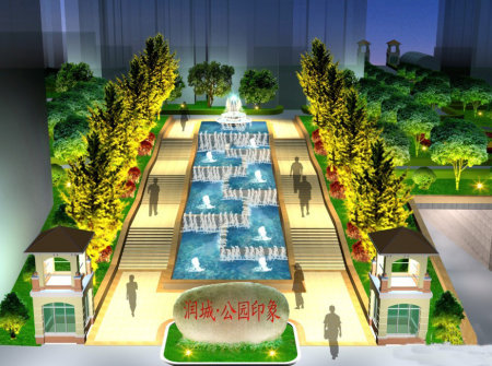 [临渭区]润城·公园印象